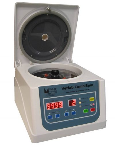 Veterinary Centrifuges: No Longer the Ugly Sister of Laboratory Equipment