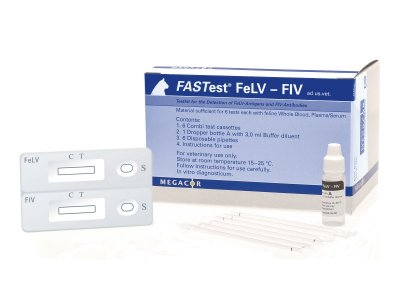 Vetlab – Veterinary Diagnostic Test Kits – FeLV-FIV testing for Cats