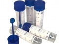 30ml Sterile Blue-Top Sample, Specimen Containers with Spoons